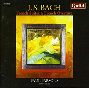 French Overture & French Suites by Bach