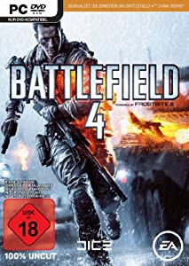 Battlefield 4 - Day One Edition (inkl. China Rising Erweiterungspack) - [PC]