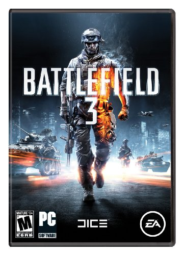 Battlefield 3  on PC, PS3, Xbox 360