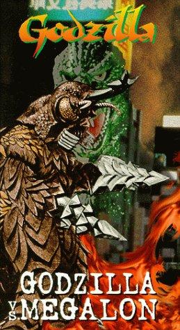 Godzilla Vs Megalon [VHS]