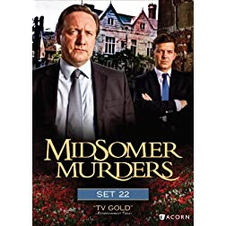 Midsomer Murders, Set 22