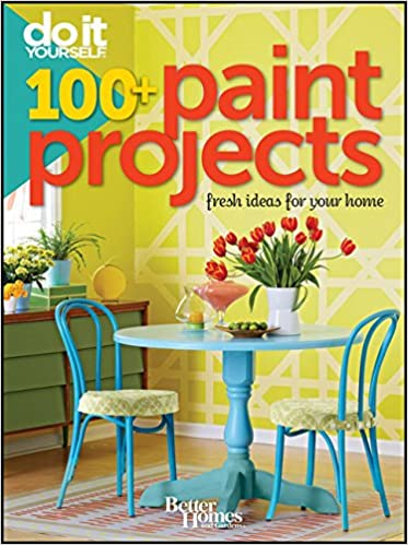 Do It Yourself 100+ Paint Projects: Fresh Ideas for Your Home price comparison at Flipkart, Amazon, Crossword, Uread, Bookadda, Landmark, Homeshop18