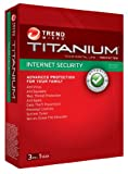 Titanium Internet Security, 3 User, 1 Year (PC)