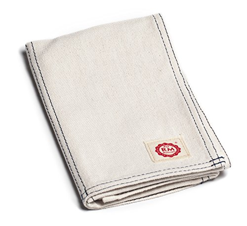 Raw Materials Design Whup-ass Dish Towel, Made in USA, Navy Stitching (Dish Towels Made In Usa compare prices)