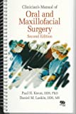 51M5JF4Q48L. SL160  Clinicians Manual of Oral and Maxillofacial Surgery