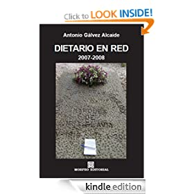 Dietario en Red 2007-2008 (Spanish Edition)