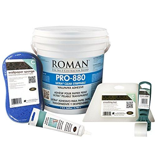 roman-209922-1-gal-pro-880-wallpaper-adhesive-kit-small-room
