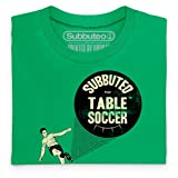 Official Subbuteo - Vintage Icon 2 Organic T Shirt, Ladies