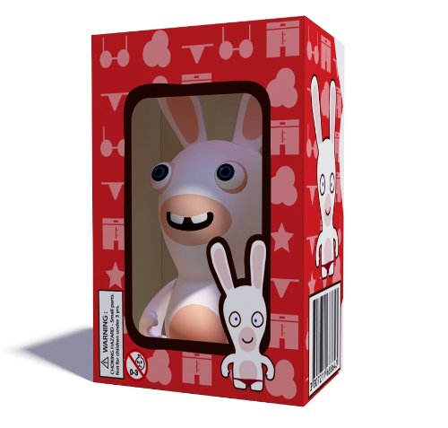 Ubiart Toys Pants Rabbid Figure (Nintendo DS/Wii)