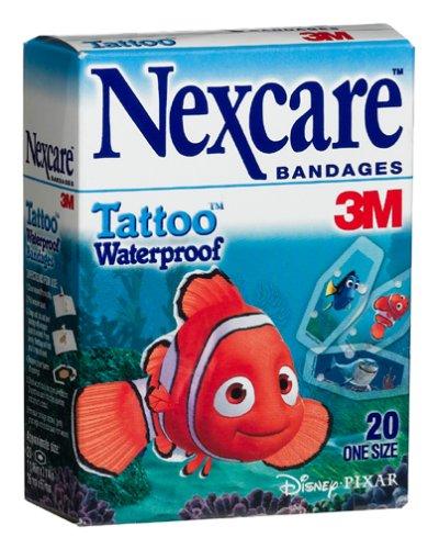 Nexcare™ Waterproof Bandages - YouTube