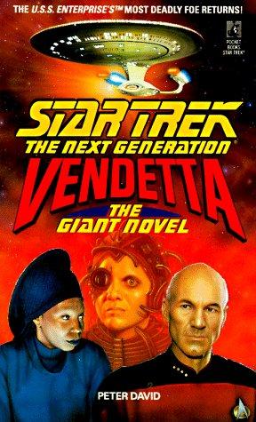 Image for Vendetta: The Giant Novel (Star Trek the Next Generation)