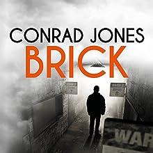 Brick Audiobook by Conrad Jones Narrated by Diana Croft