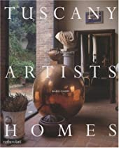 Tuscany Artists'Homes - http://www.linenandlavender.net/2010/11/creating-space.html