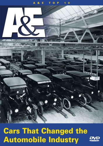 Cars That Changed the Automobile Industry DVD