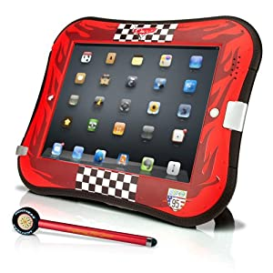 kids Disney Hybrid Case and Kit for iPad