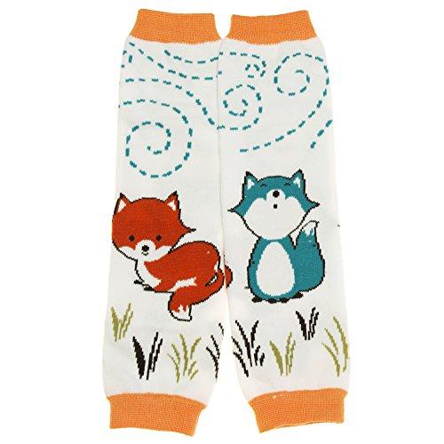 Best Bottom Baby Leggings, Fox Trot