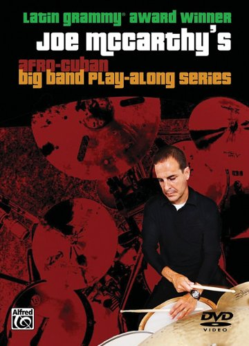 Joe Mccarthy's Afro-cuban Big Band Play-along DVD PDF