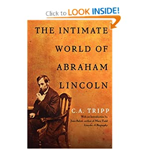 The Intimate World of Abraham Lincoln