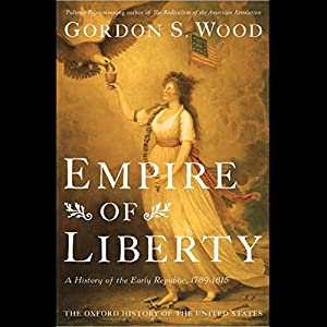 Empire of Liberty Audiobook