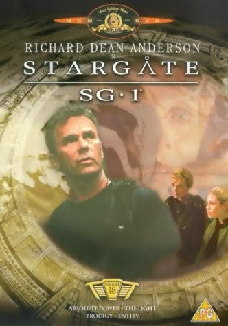 Stargate S.G -1: Season 4 (Vol. 18)  [DVD] [1998]