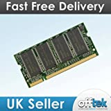 1GB RAM Memory for Fujitsu-Siemens Amilo M7400 (PC2100) - Laptop Memory Upgrade