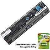 Toshiba Satellite P75-A7200 Laptop Battery by Powerwarehouse - Premium Powerwarehouse Battery 6 Cell