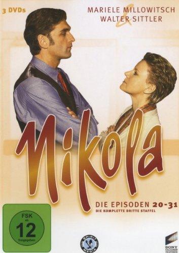 Nikola - Die komplette dritte Staffel [3 DVDs]
