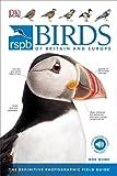 RSPB Birds of Britain & Europe (Rspb Guides)