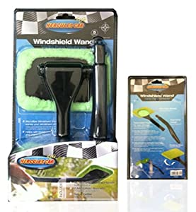 Windshield Wand Microfiber Cleaning Kit from Hercules Products Inc.