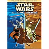 Star Wars: Clone Wars, Vol. 1 (Animated)by DVD