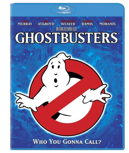 Cover art for  Ghostbusters [Blu-ray]