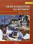 Devis d Execution du B�timent 2e ed