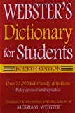 Websters Dictionary for Students, Fourth Edition