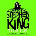 Salem's Lot Audiobook by Stephen King Narrated by Ron McLarty