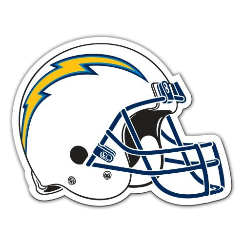 Fremont Die San Diego Chargers 12 inch Magnet