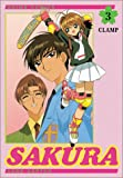 echange, troc Clamp - Sakura Card Captor, tome 3