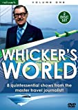 Whicker's World - Vol 1 packshot