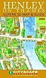 Henley on Thames: Superb 3D Map & Guide