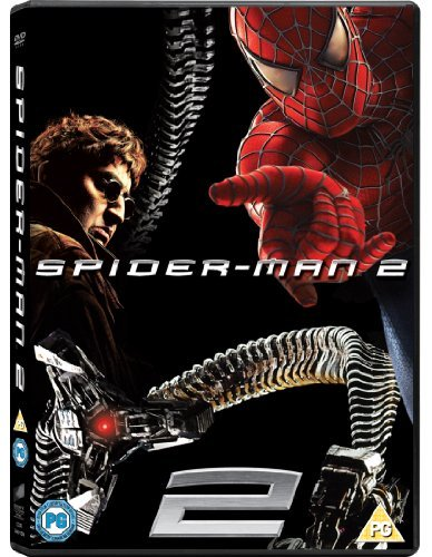 Spider-Man 2 (2004) [DVD] by Tobey Maguire