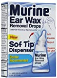 Murine Ear Wax Removal Drops, .5 oz.