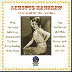 "Featured recording ""Sweetheart of the Twenties"""