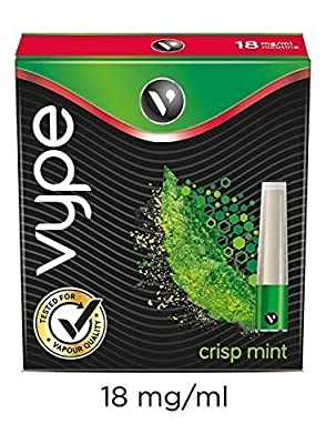 Vype 3 epen caps crisp mint (27mg) from Vype