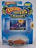 Hot Wheels Color Shifters Creatures 1:64 Car: Super Stinger