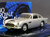 1/43 アストンマーチン 〓 DB5/007 Casino Royale 〓 AstonMartin