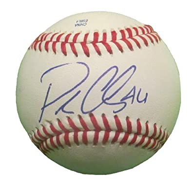 Patrick Corbin Autographed / Signed ROLB Baseball, Arizona Diamondbacks, Proof Photo