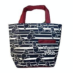 Disney Winnie the Pooh Travel Outdoor Carry Diaper Tote Bag Shoulder Bag Shopping Handbag.