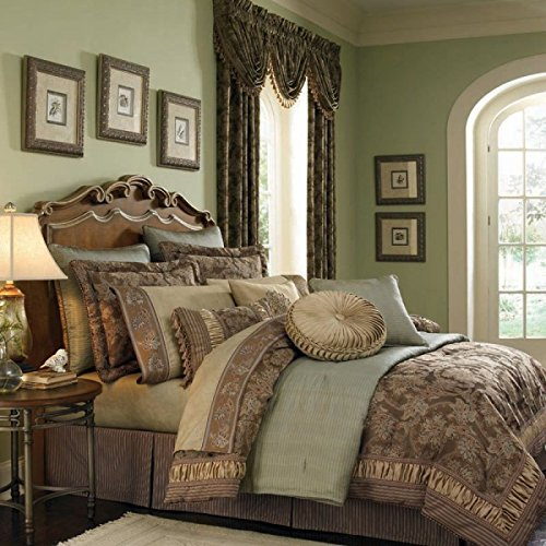 Marcella King Comforter Set by Croscill