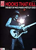 img - for Hooks That Kill - The Best of Mick Mars and Motley Crue (Play It Like It Is Guitar) book / textbook / text book