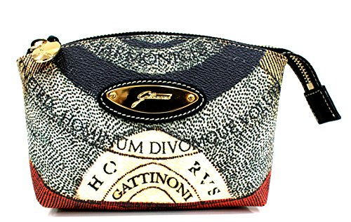 Gattinoni Pochette Donna Cosmetic Case Beauti Zip Cm 18x11x7 Multicolor