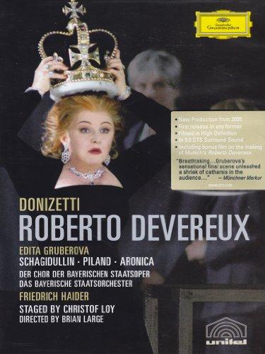 Roberto Devereux: Bavarian State Opera (Haider) [DVD] [2006]